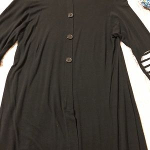 Coco And Main Tops - Coco And Main black tunic